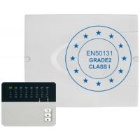 Teletek - Eclipse 32/LED 32 - Контролен Панел 8-32 Зони с Клавиатура Eclipse LED 32, Пластмасова Кутия и Траф
