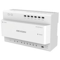 Hikvision - DS-KAD706-S - Двупроводен Видео/Аудио Дистрибутор Разширител с 6 Канала