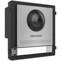 Hikvision - DS-KD8003-IME1/S - Видео Модул с 2 MP HD IR Камера, Обектив 120°, PoE, Лицев Панел от Неръждаема Стомана