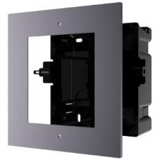 Hikvision - DS-KD-ACF1 - Единична Модулна Рамка за Вграждане