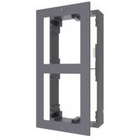 Hikvision - DS-KD-ACW2 - Двойна Модулна Рамка за Повърхностен Монтаж