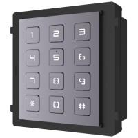 Hikvision - DS-KD-KP - Видеодомофонен Модул Клавиатура