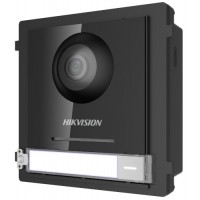 Hikvision - DS-KD8003-IME1 - Видеодомофонна Модулна Входна Станция с Цветна Камера 2 MP, Лицев Панел