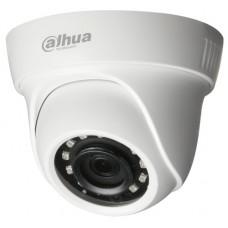 Dahua - HAC-HDW1200SL-0280B-S4 - 2 MP, 4 в 1, HDCVI / HD-TVI / AHD / CVBS Камера с Осветление до 20 м, 25 к/с @ 1080P, Обектив 2.8 мм