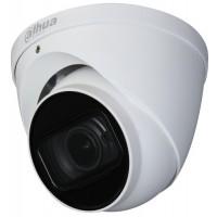 Dahua - HAC-HDW1230T-Z-A-2712 - 2 MP, 4 в 1, HDCVI / HD-TVI / AHD / CVBS Starlight Камера с Осветление до 60 м, 25 к/с @ 1080P, Обектив 2.7-12 мм, Микрофон