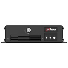 Dahua - MXVR1004 - 4 Канален Мобилен Видеорекордер DVR с Поддръжка на HDCVI, HD-TVI, AHD, CVBS Камери + 1 IP Камера, 100 кад/сек @ 1080P, Запис на SD Карта