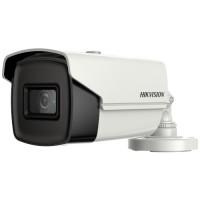 Hikvision - DS-2CE16U7T-IT3F - 8 MP / 4K, 4 в 1, HD-TVI / HDCVI / AHD / CVBS Камера с Осветление до 60 м, 12.5 к/с @ 4K, Обектив 3.6 мм