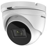 Hikvision - DS-2CE79U7T-AIT3ZF - 8 MP / 4K, 4 в 1, HD-TVI / HDCVI / AHD / CVBS Камера с Осветление до 60 м, 12.5 к/с @ 4K, Обектив 2.7 - 13.5 мм