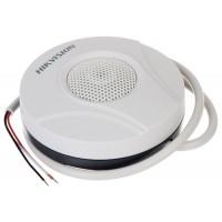 Hikvision - DS-2FP2020 - Високочувствителен Микрофон за Видеонаблюдение с Обхват до 70 м2