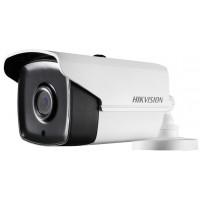Hikvision - DS-2CE16H0T-IT3F - 5 MP 4 в 1, HD-TVI / HDCVI / AHD / CVBS Камера за Външен Монтаж с IR Осветление до 40 м, 20 к/с @ 5 MP, Обектив 3.6 мм