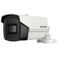 Hikvision - DS-2CE16U1T-IT3F - 8 MP 4 в 1, HD-TVI / HDCVI / AHD / CVBS Камера с IR Осветление до 60 м, 12.5 к/с @ 8 MP, Обектив 3.6 мм