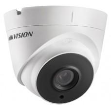 Hikvision - DS-2CE56C0T-IT3F - 1 MP 4 в 1, HD-TVI / HDCVI / AHD / CVBS Камера с IR Осветление до 40 м, 25 к/с @ 720P, Обектив 2.8 мм
