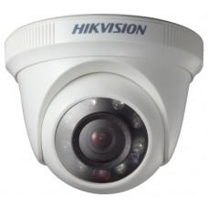 Hikvision - DS-2CE56D0T-IRPF - 2 MP 4 в 1, HD-TVI / HDCVI / AHD / CVBS Камера с IR Осветление до 20 м, 25 к/с @ 1080P, Обектив 2.8 мм