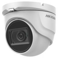 Hikvision - DS-2CE76U1T-ITMF - 8 MP 4 в 1, HD-TVI / HDCVI / AHD / CVBS Камера с Осветление до 30 м, 12.5 к/с @ 4K, Обектив 2.8 мм