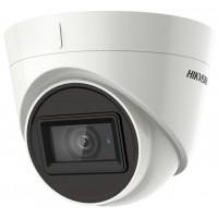 Hikvision - DS-2CE78H8T-IT3F - 5 MP 4 в 1, HD-TVI / HDCVI / AHD / CVBS, Ultra Low Light Камера за Външен Монтаж с IR Осветление до 60 м, 20 к/с @ 5 MP, Обектив 2.8 мм