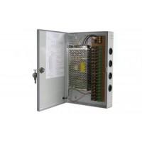 Catchview - CV-PSU-DC121812 - Захранващ Блок, 12 Vdc / 12 A, 144 W, 18 Канала, Стабилизиран